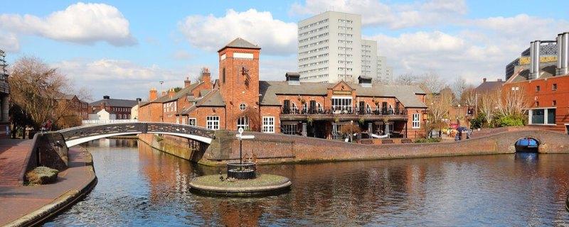 City break in Iunie! Birmingham, Anglia, 126 euro ( zbor si cazare 3 nopti)