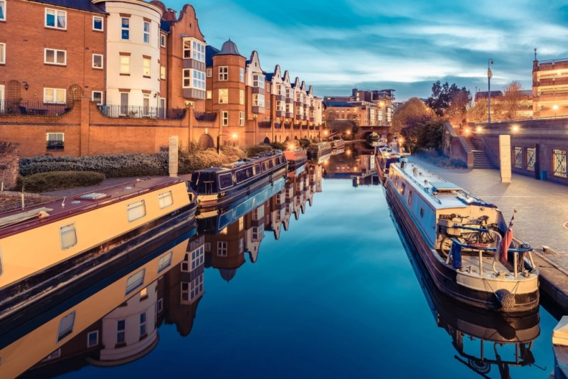 Despre Birmingham (Anglia), cand sa mergi, perioade bune si atractii turistice