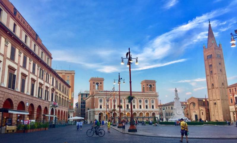 Despre Forli, (Italia), cand sa mergi, perioade bune si atractii turistice