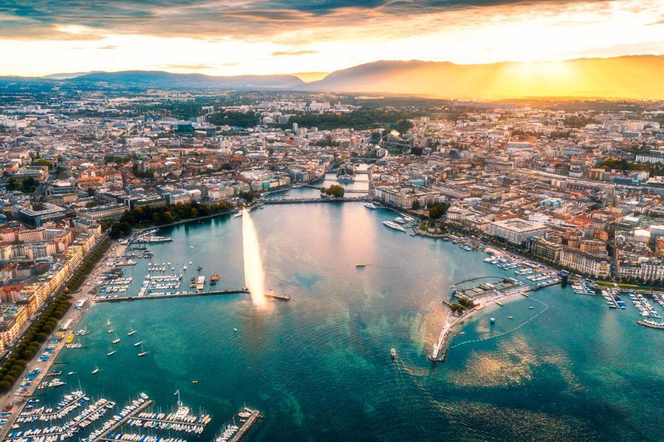 Vacanta in Geneva, Elvetia – 258 euro (zbor si cazare 5 nopti)