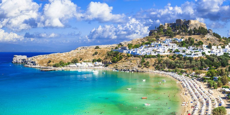 Despre Rodos (Grecia), cand sa mergi, perioade bune si atractii turistice
