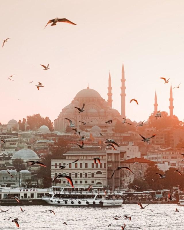 City Break in Istanbul, Turcia – 131 euro ( zbor si cazare 4 zile)