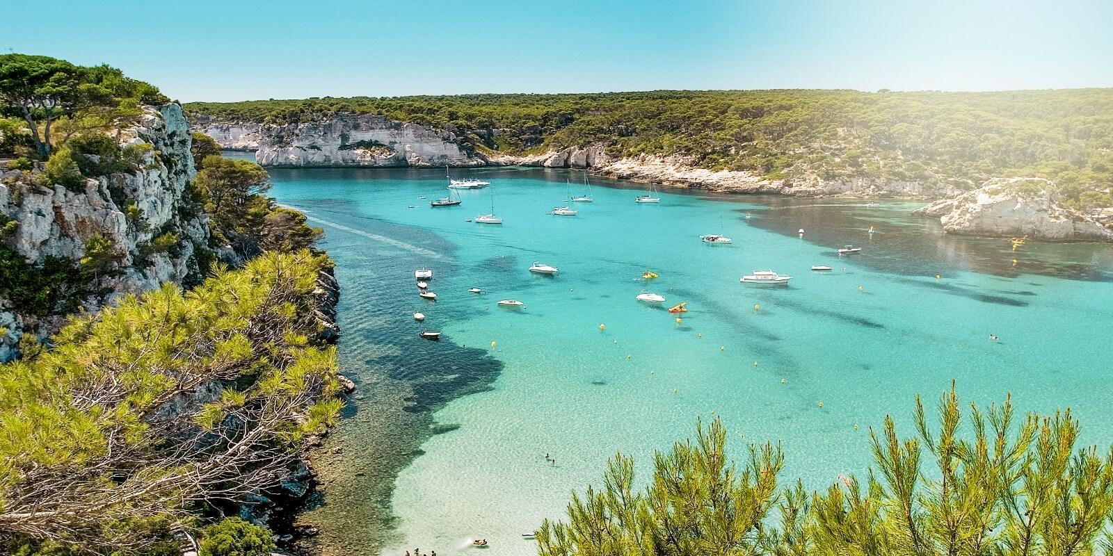 Vacanta de vara in Menorca, Insulele Baleare (Spania)! 197 euro (zbor si cazare 3 nopti)