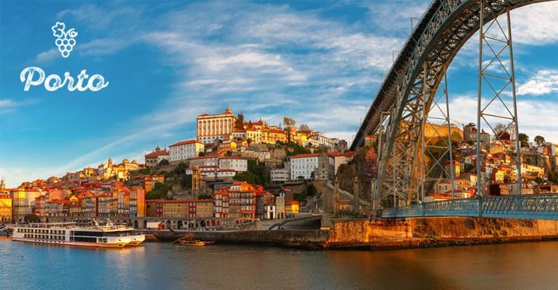Vacanta in Porto, Portugalia! 154 euro ( zbor si cazare 5 nopti)