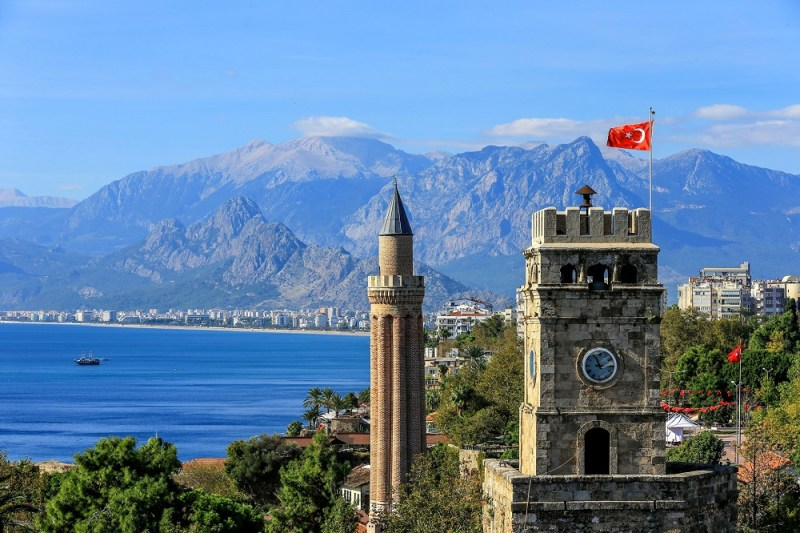 5 zile in Antalya, Turcia! 201 euro ( zbor si cazare)