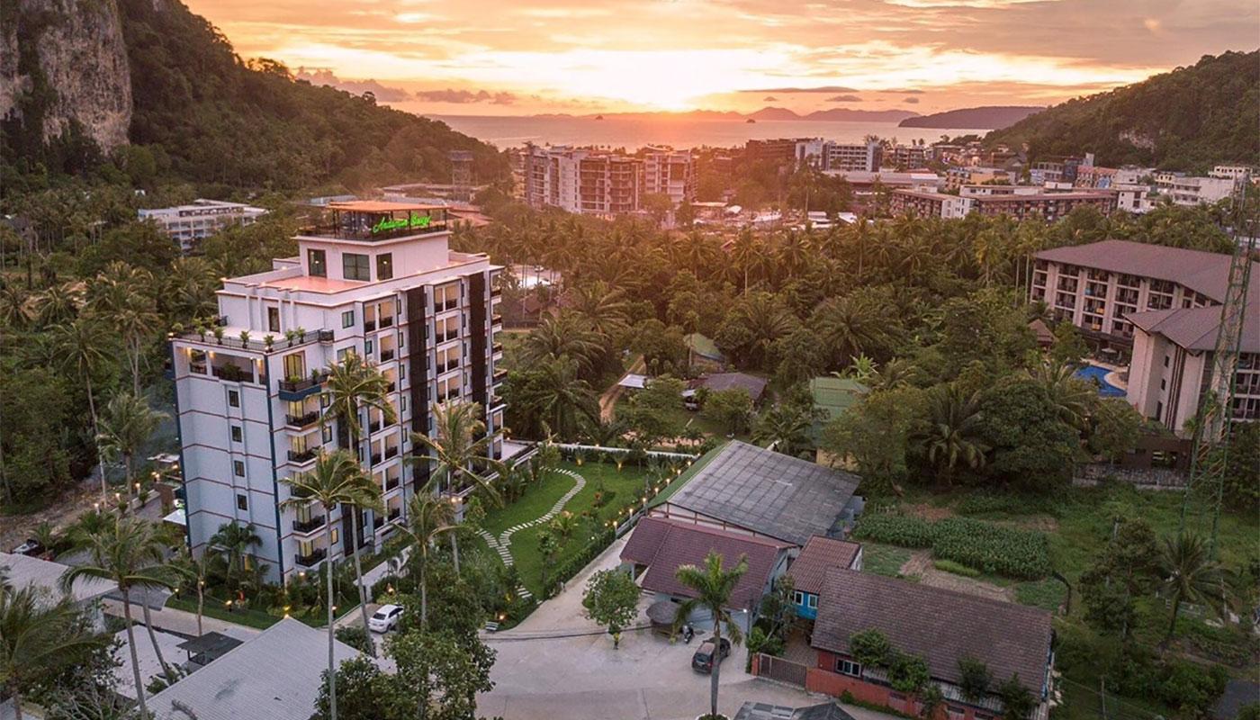 Până în Decembrie! Resort de 4 * în Krabi, Thailanda la doar 15 € / noapte! (anulare gratuită)