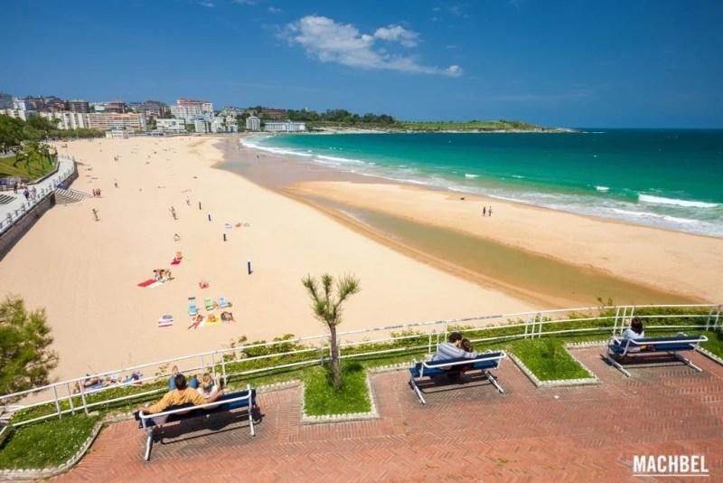 Vacanta ieftina in IUNIE pe litoralul Spaniei, Santander – 134 euro (zbor + cazare 4 nopti)