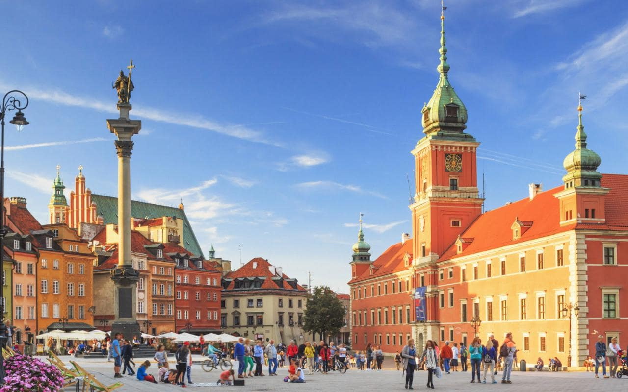 Despre Varsovia (Polonia), cand sa mergi, perioade bune si atractii turistice
