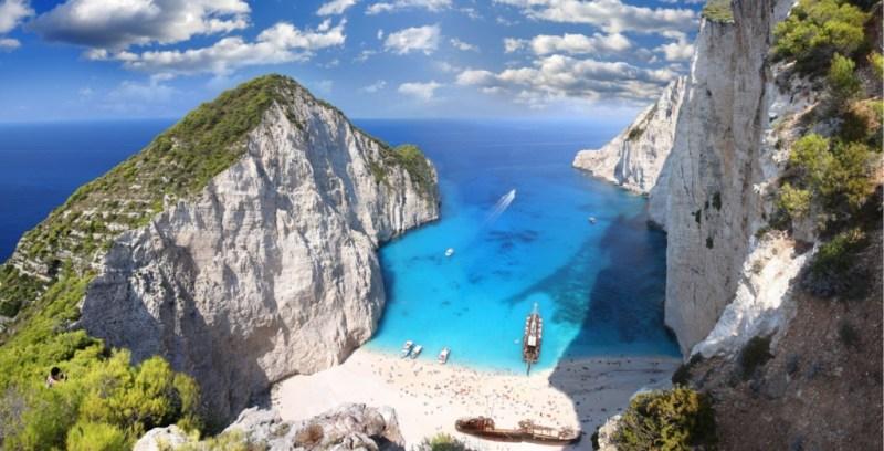 Vacanta in Zakynthos (Grecia) la doar 163 euro! ( zbor + cazare 5 nopti)