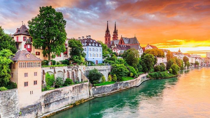 City break in Elvetia (Basel)! 182 euro ( zbor si cazare 3 nopti)