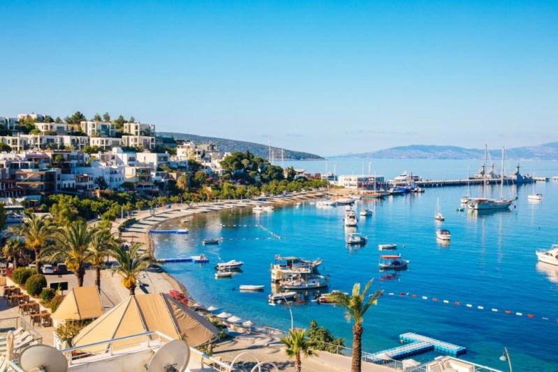 Vacanta pe coasta de turcoaz a Turciei, Bodrum!! 200 euro ( zbor si cazare 7 nopti)