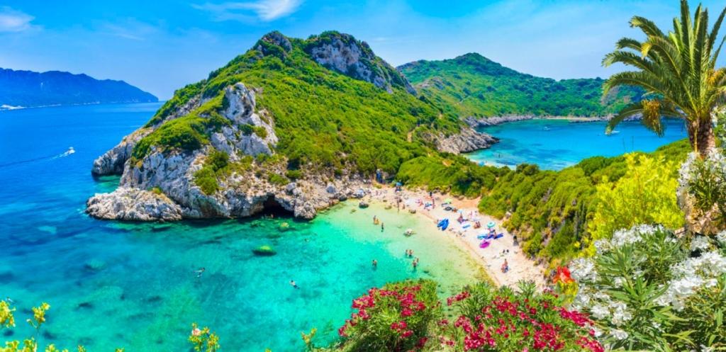 O saptamana in Corfu, Grecia, doar 110 euro!!! (zbor + cazare)