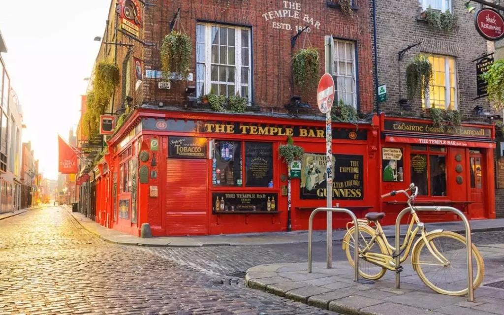 Weekend prelungit in Dublin, Irlanda! 226 euro (zbor si cazare 3 nopti)