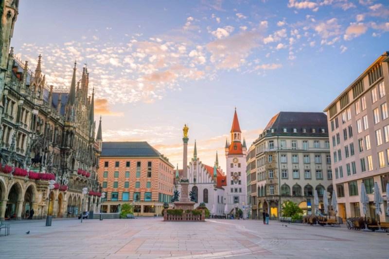 IUNIE! City break in Munchen, Germania! 69 euro (zbor + cazare 2 nopti)