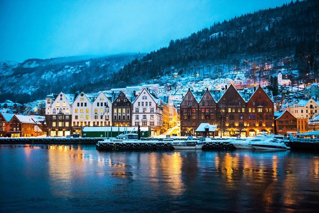 Vacanta in frumosul Bergen, Norvegia! 121 euro ( zbor si cazare 4 nopti)
