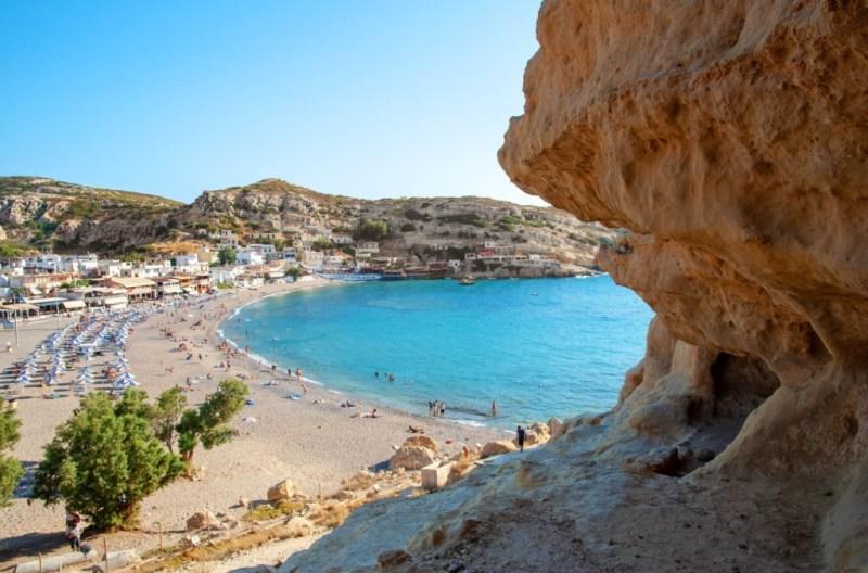 O saptamana in Creta, Grecia, doar 119 euro!! (zbor + cazare)