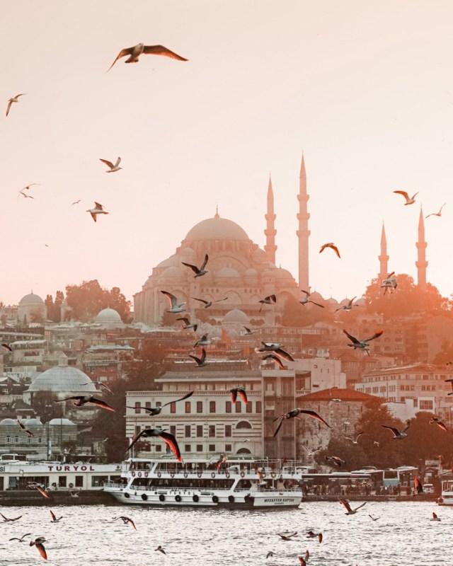 Vacanta in Istanbul, Turcia la doar 115 euro (zbor si cazare 5 nopti)