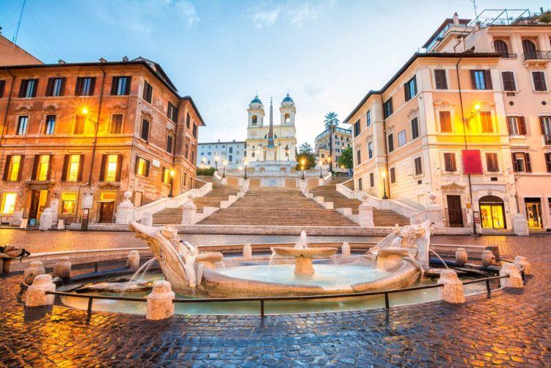 City break foarte ieftin in Roma (Italia), doar 76 euro! (zbor + cazare 3 nopti)!
