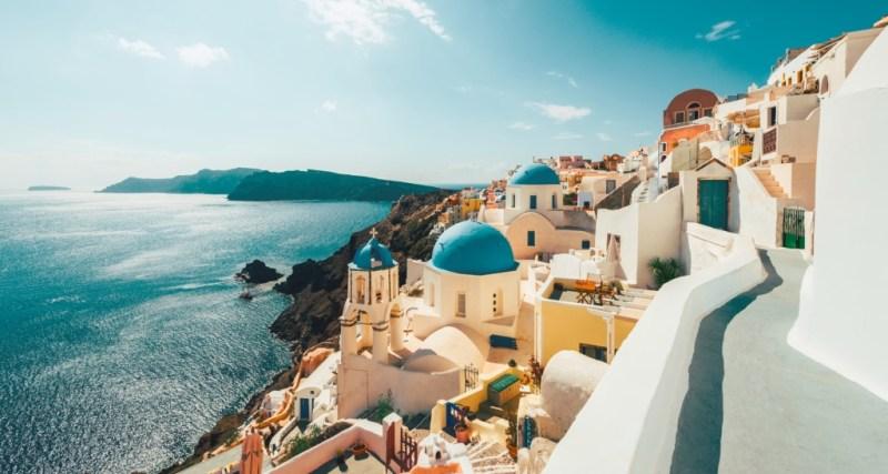 Vacanta in Santorini, Grecia! 171 euro (zbor + cazare 4 nopti)