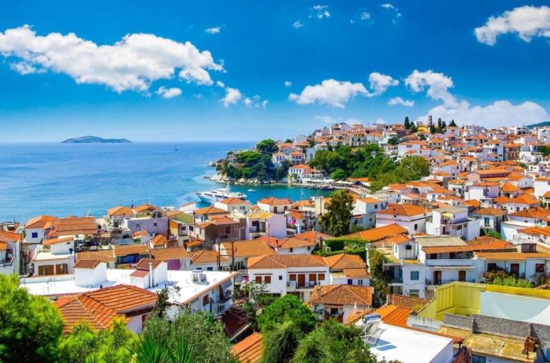 Despre Skiathos (Grecia), cand sa mergi, perioade bune si atractii turistice