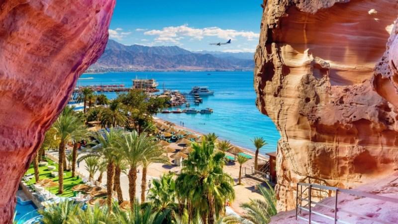 Ruta noua 2022! Vacanta in Aqaba, Iordania – doar 82 euro (zbor si cazare 4 nopti)