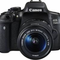 aparat-foto-dslr-canon-eos-750d-kit-18-55mm-f3-5-5-6-is-stm-black