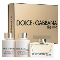 Set Cadou Dolce & Gabbana The One Women •