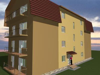 apartament 2 camere in Militari - Rosu, Chiajna, bloc nou 2014, la cheie, zona rezidentiala deosebita langa padure