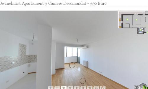 Proprietar inchiriez spatii de birouri si spatii comerciale Bucuresti sector 4 Monaco Towers, apartamente nemobilate, apartamente mobilate si utilate complet, locuri de parcare