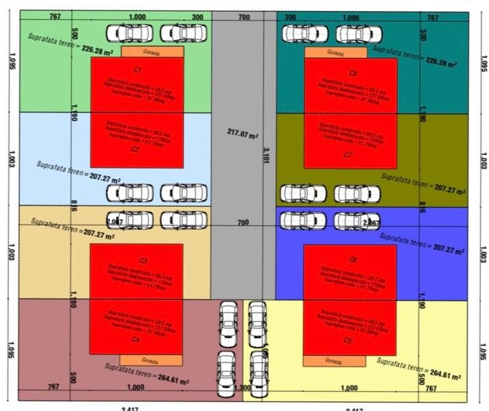 Casă duplex de vânzare cu 4 camere - DIRECT PROPRIETAR - Prelungirea Ghencea