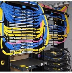 Structured Cabling Rack