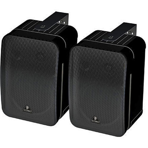 "Behringer 1C Monitor Speakers 100watts 5.5"" 2-Way Louspeakers"