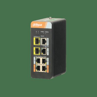 PFS4207-4GT-DP 7-Port Gigabit Industrial Switch