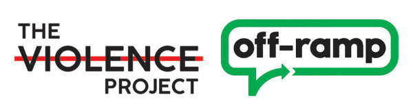 The Off Ramp Project is Presented by The Violence Project. Read our terms and conditions at off-ramp.org/terms-of-service