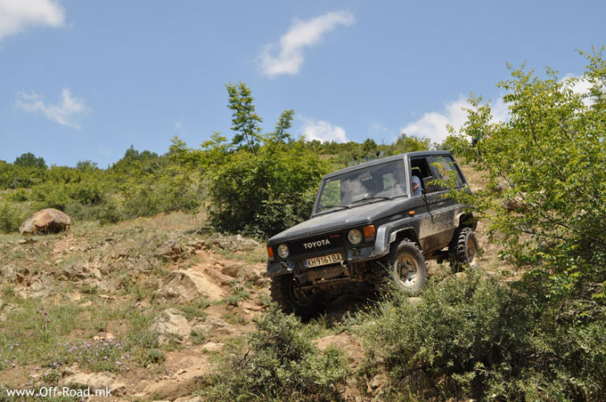 Jeep tour mariovo 2013
