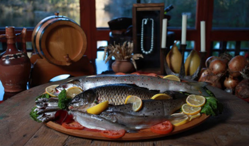 Ресторан Острово – Св. Наум