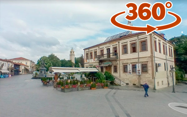 Magnolia Square Bitola - 360 Virtual walk