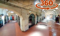 Bezisten – Covered Bazaar in Bitola – 360* Virtual Walk