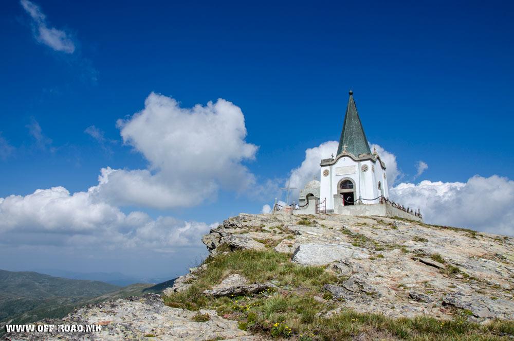 Кајмакчалан (2.521 m) - еднодневни џип екскурзии