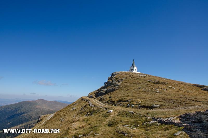Кajmakcalan - Nidze mountain - Macedonia - Greece border