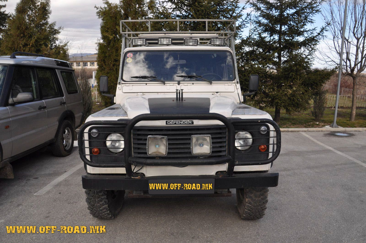 OFF ROAD Macedonia - Jeeps 4x4