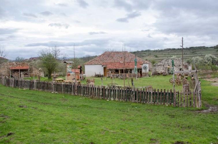 """Етно куќа """"Кај Мостот"""" с. Зовиќ - Ethno house in village Zovik"""