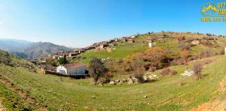 Будимирци, Мариово - панорама