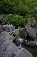 Rocks on a creek