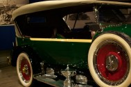 Car at the Fountainhead Auto Museum