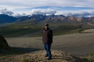 John at Denali National Park