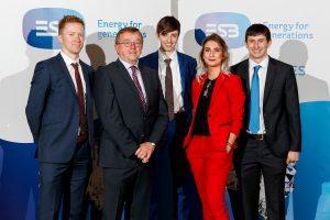 Tipperary Graduates Commence Prestigious ESB Development Programme