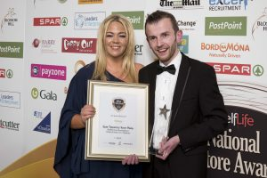 SPAR, Tipperary Town Plaza, Co. Tipperary Wins National Retail Award
