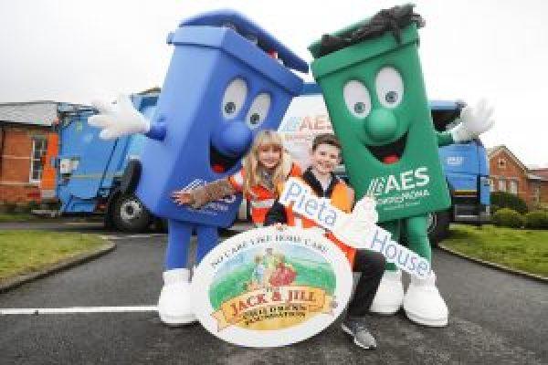 AES Bord Na Mona Tipperary Customers Raise Money For Charity