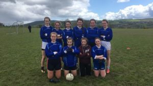 Borrisoleigh Ladies Football Win Competition